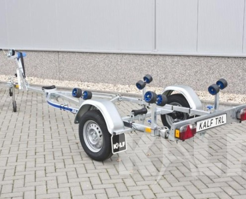 Kalf jetski trailer D 600-45 achterzijde