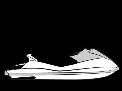 Boottrailers voor jet ski