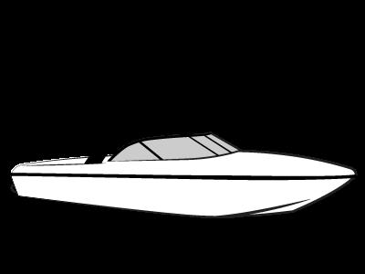 Bootrailers voor onboard skiboot wakeboard boot