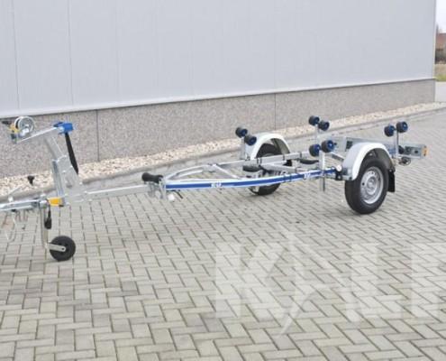 Zeilboot trailer Kalf D 600-45 frame
