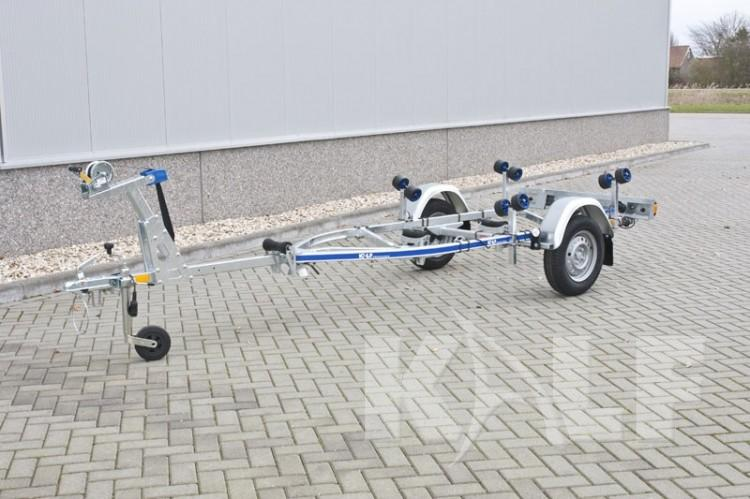 Rubberboot trailer Kalf D 600-50 laadvermogen 425 kg