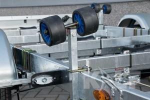 Sloeptrailer Kalf basic 2000-62 boottrailer kimrol