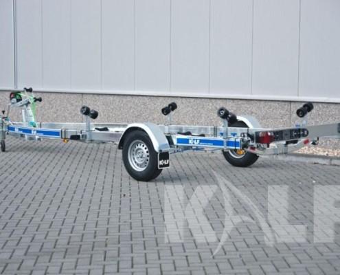 Kalf sloeptrailer M 1500-62 voor boten tot 6,7 meter
