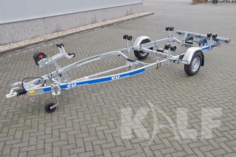 Kalf sloeptrailer R 1300-52 voor boten tot 5,7 meter