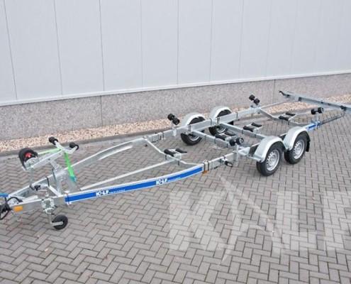 Sloeptrailer Kalf M 2000-62 voor boten tot 6,7 meter