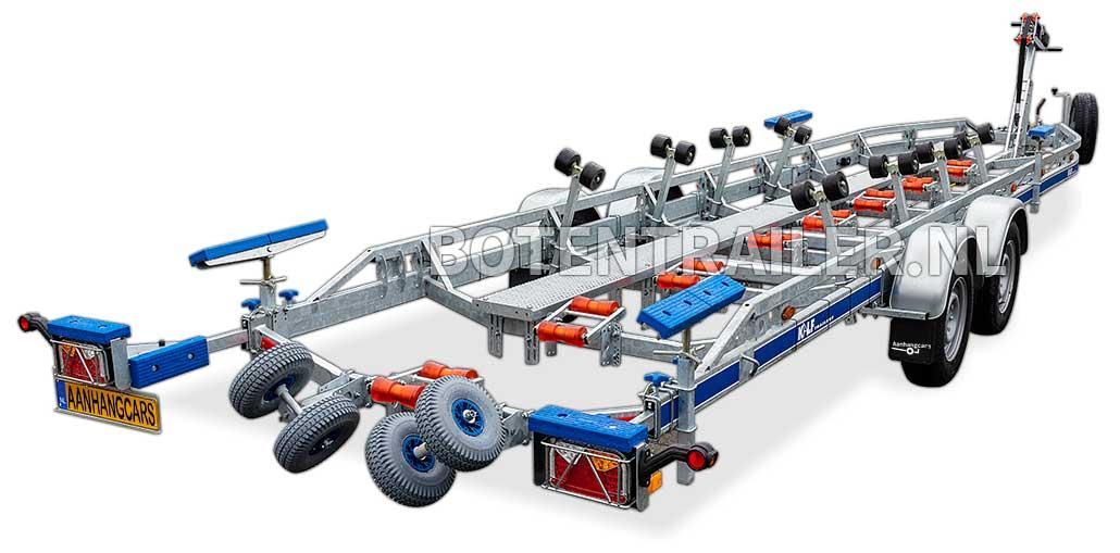 Kalf boottrailer S 3500-102 met allerhande opties
